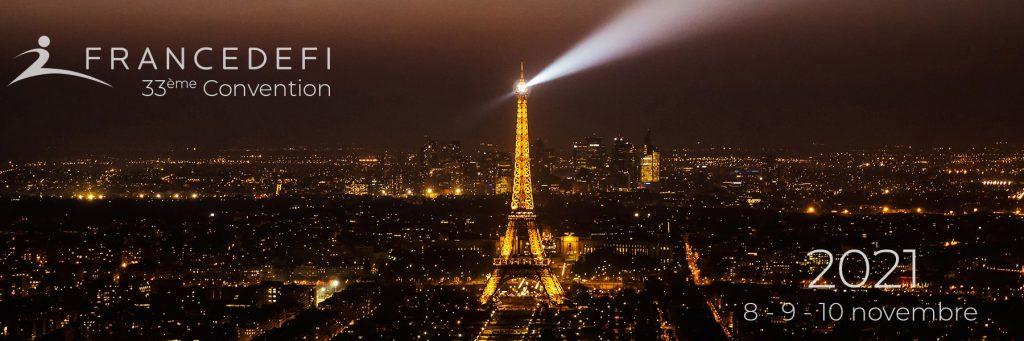 lieu convention France Defi 2021