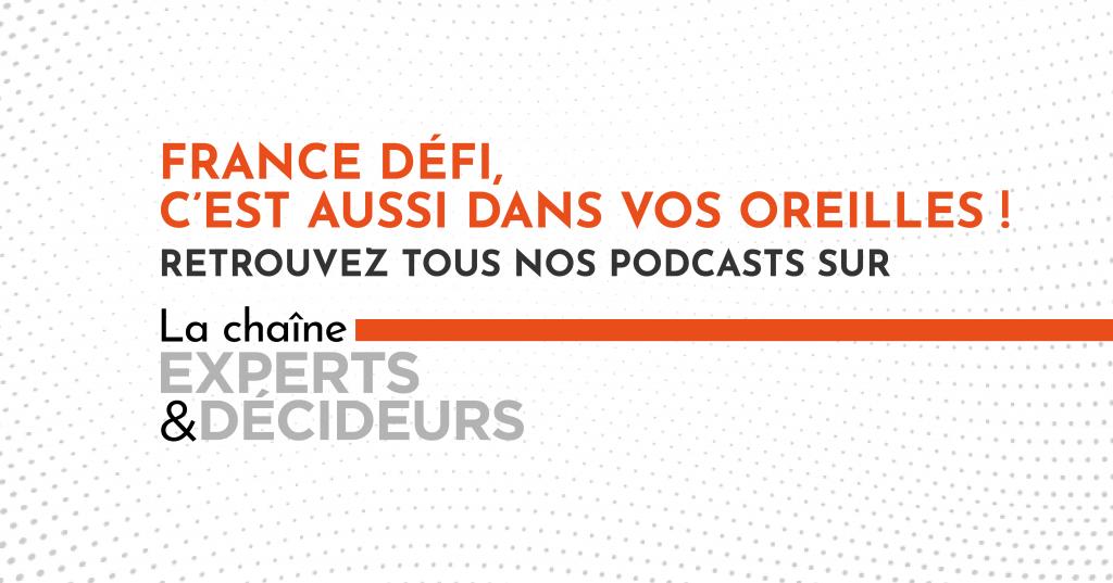 France Défi c'est aussi dans vos oreilles !