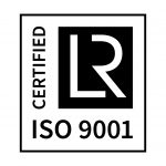 Certification LRQA - ISO 9001