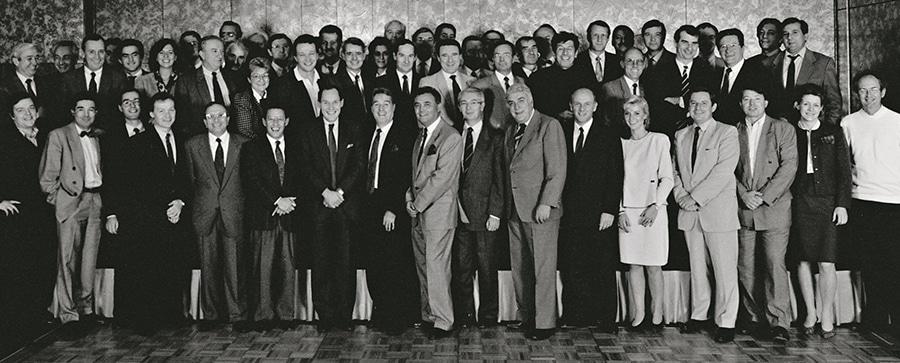 France Défi - les Fondateurs (1989)